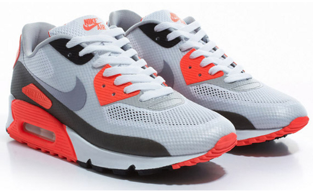 Air Max 90 Infrared: The Epitome of a True Classic