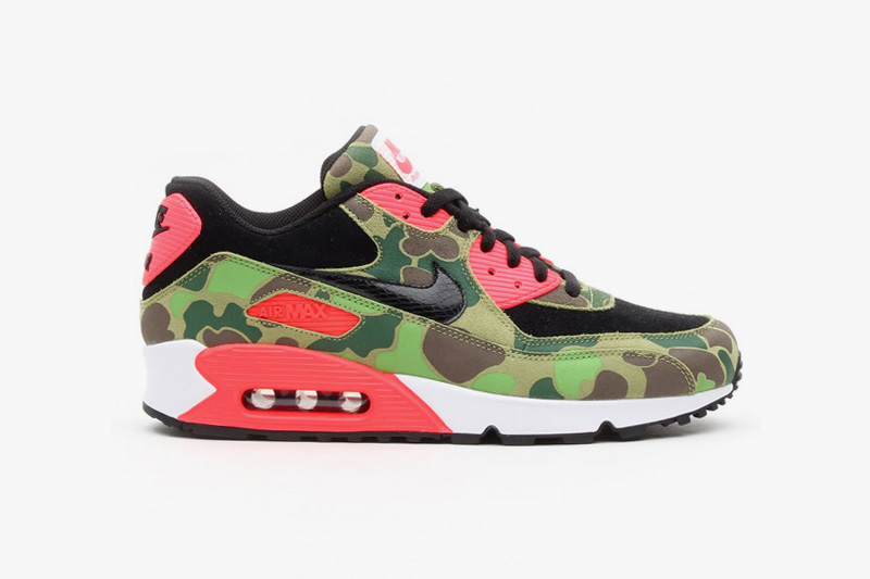 nike air max 90 duck hunter camo for sale