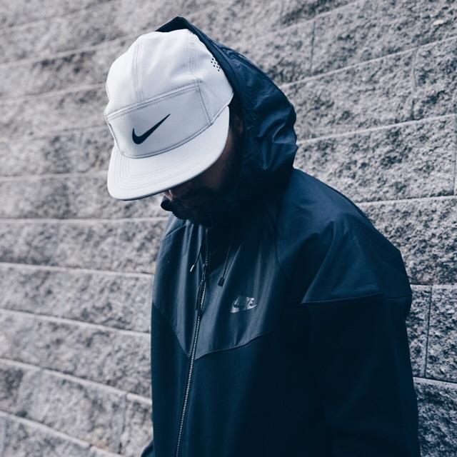 Nike Tech Windrunner Hoodie, Nike AW84 Flash Adjustable Hat