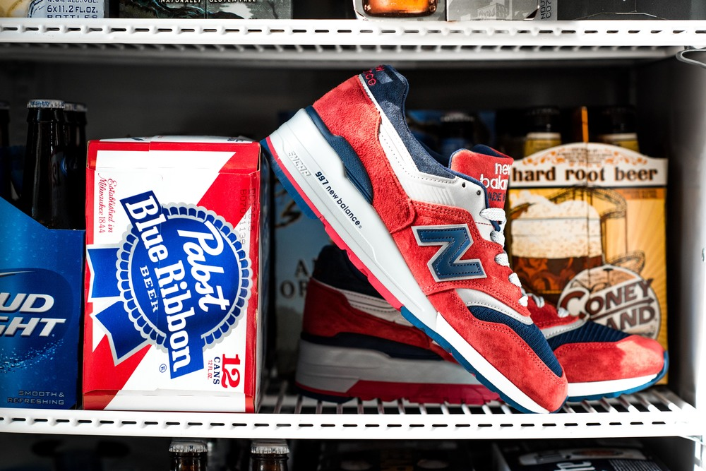 new balance 997 american lager