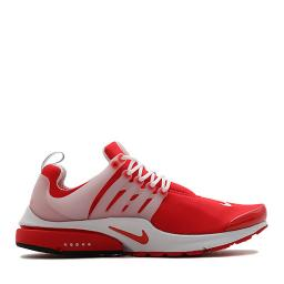 NIKE - AIR PRESTO (COMET RED / WHITE )  $120.00