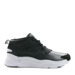 REEBOK X PUBLISH - FURYLITE CHUKKA AFF (BLACK / WHITE)  $110.00
