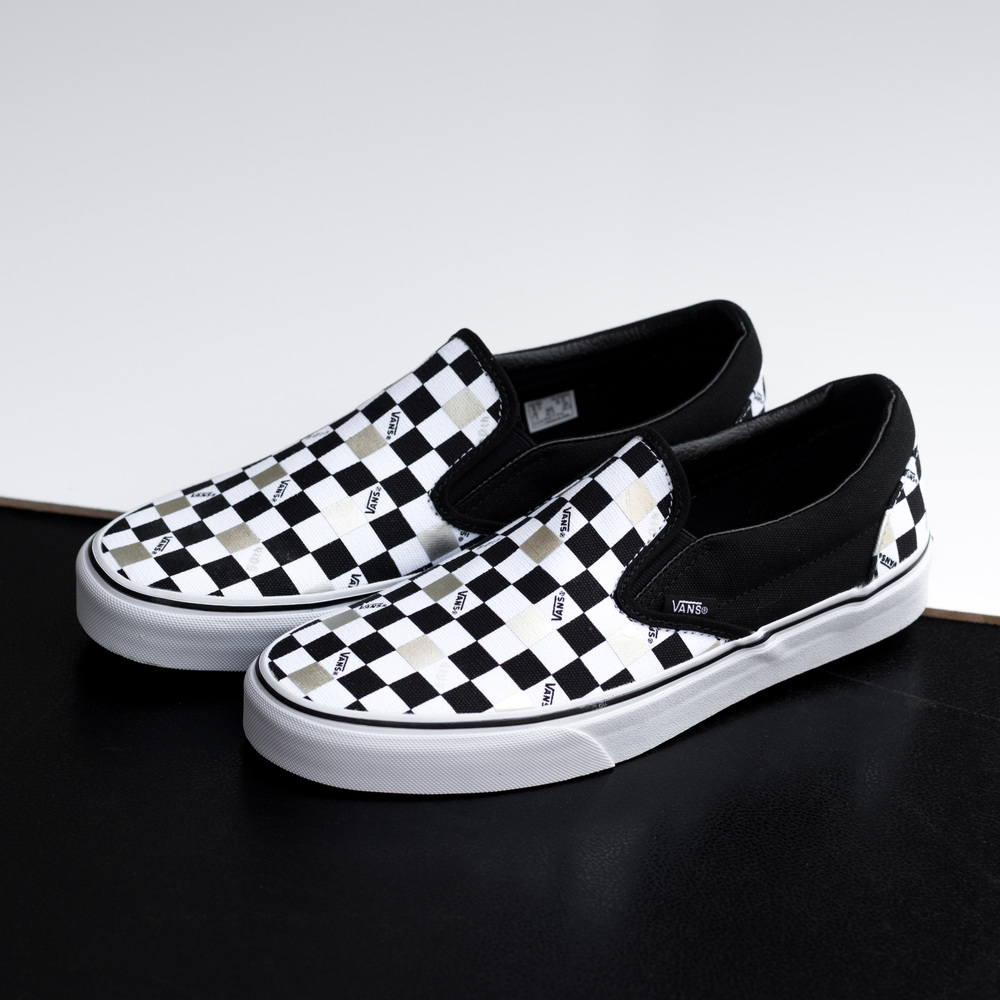 vans 50th anniversary. vans has hit its 50 year mark and they\u0027re pumping out new amazing designs celebrating their year. the classic slip on gets iconic checkered print vans 50th anniversary