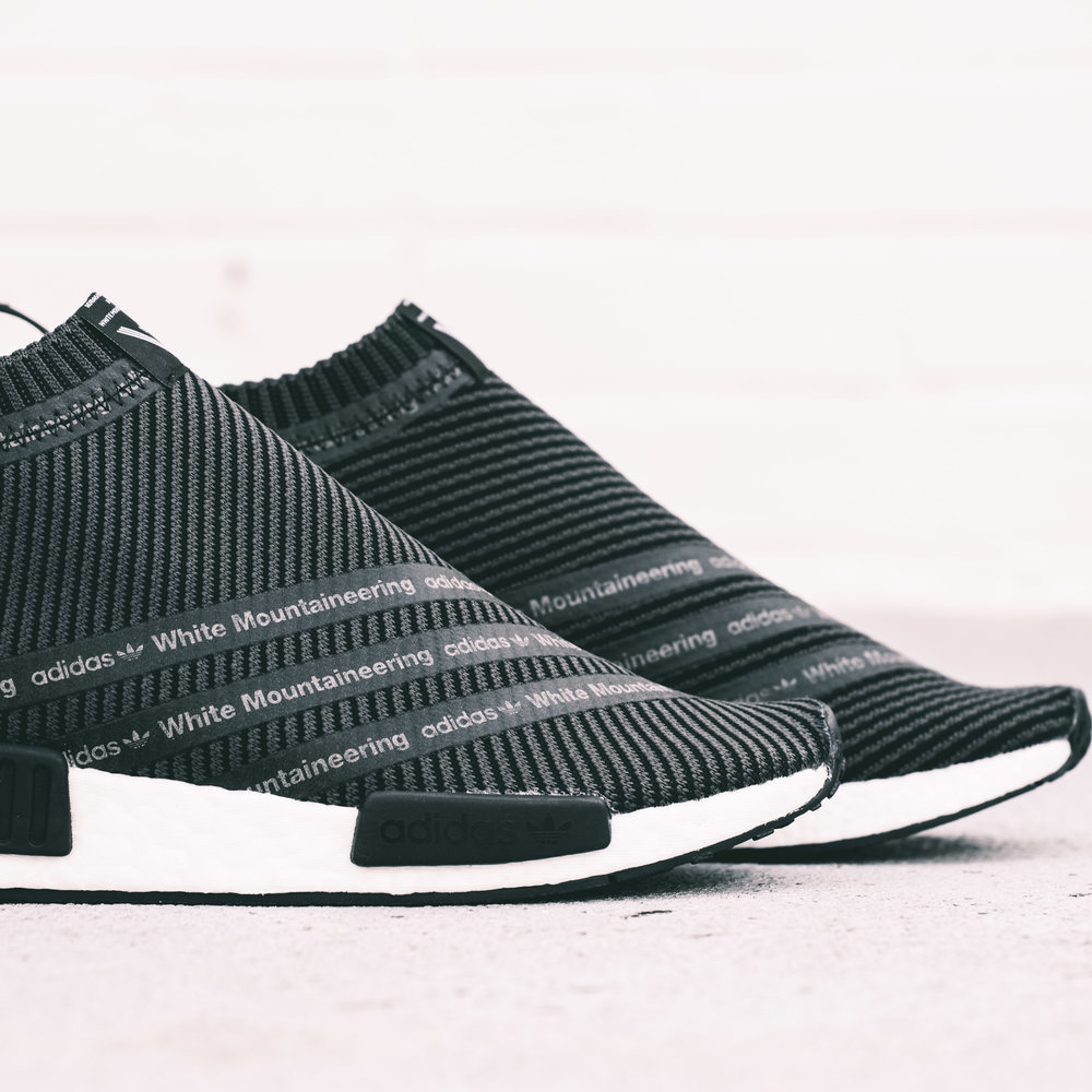 chic adidas NMD City Sock Gum Pack CSneaker Freaker