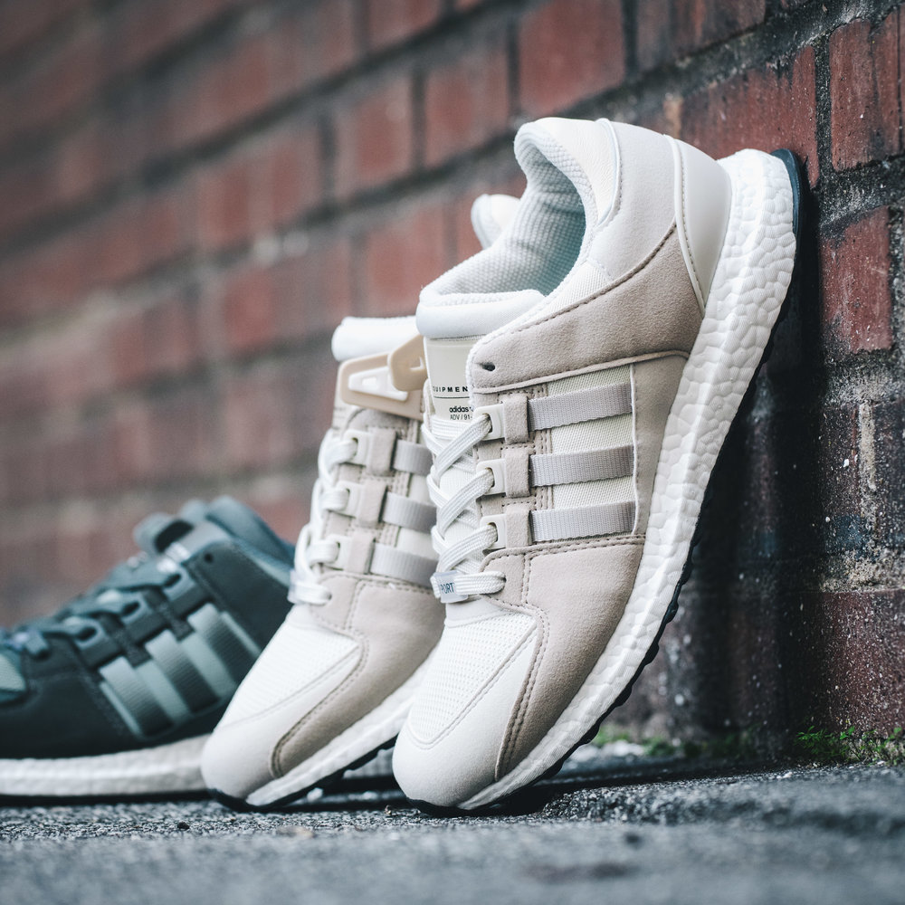 adidas EQT Support Ultra Primeknit Shoes White adidas UK