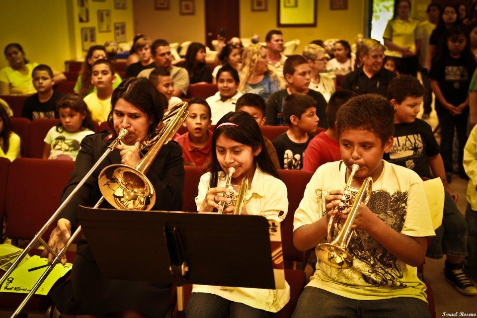 Springdale Brass Class