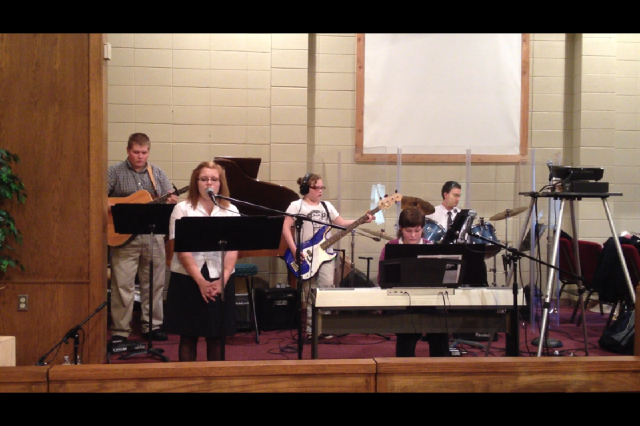 North Little Rock Youth Praise Band