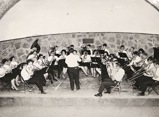 AOK Divisional Band, Circa 1967