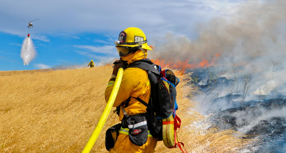 Wildland Firefighting — The Training Ground