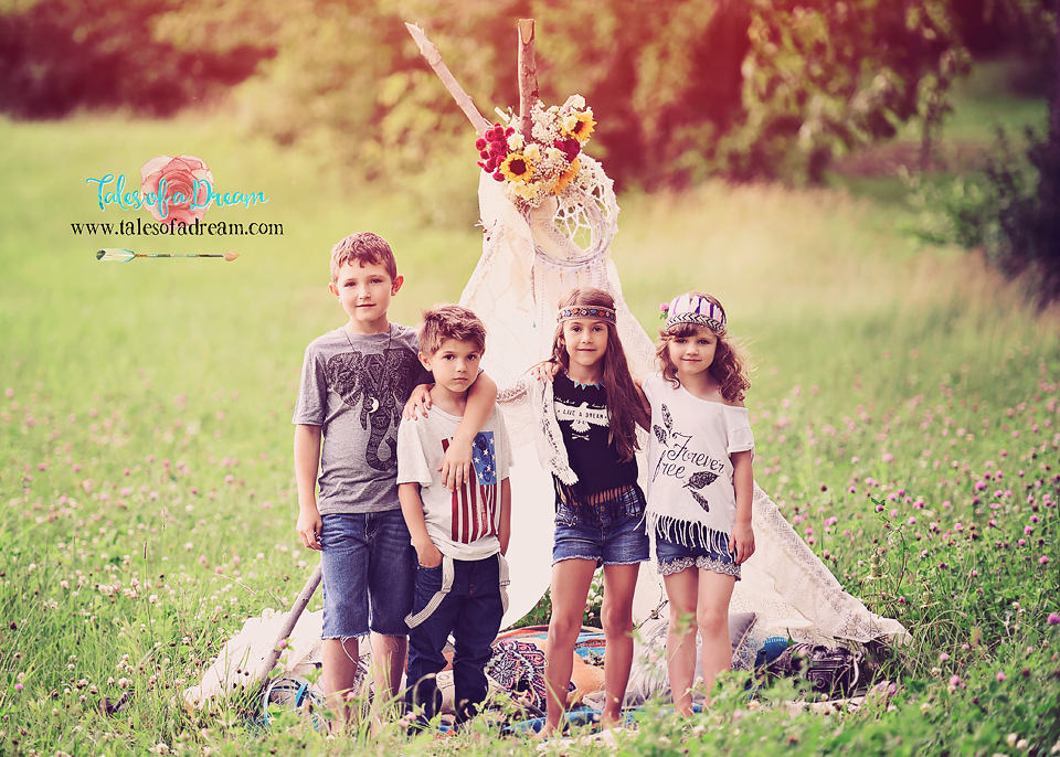 This summer...our boho inspired photo shoot. Find out all about our (gypsy style) traveling teepee tent photo shoot on our blog! Coming end of June...