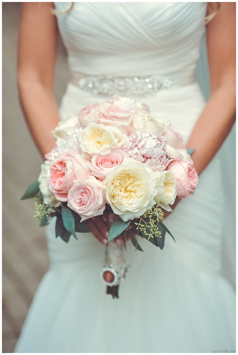 One of the most gorgeous bouquets we've ever seen.