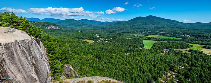Cathedral Ledge - White Mountains Background