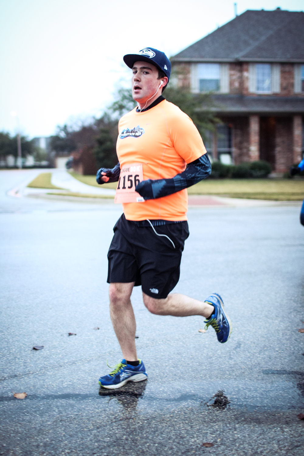 Mr. Kepner at the Rogue Distance Festival 30k. Photo credit AzulOx Photography