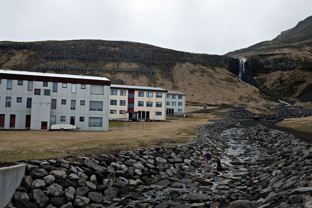 Ólafsvik, with its strong fisheries, is one of the least affected communities in Iceland. A «dream municipality», according to those who live there.