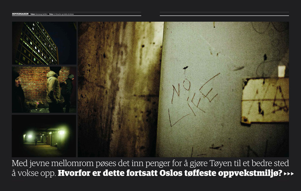 Dagbladet Magasinet 18. august 2012