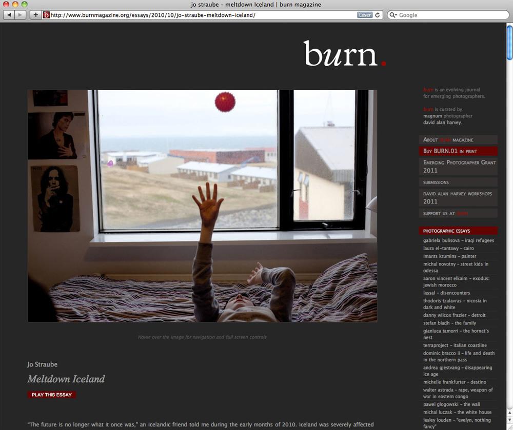 Burnmagazine.org