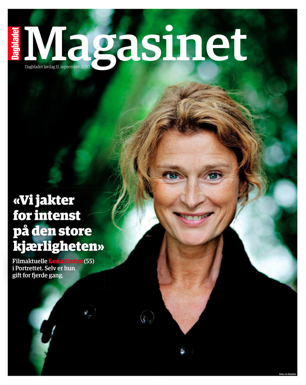 ​Dagbladet Magasinet 11.9.2010