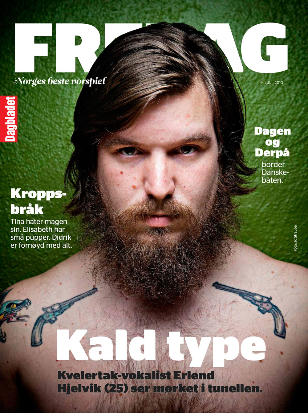 Dagbladet Fredag 9.7.2010