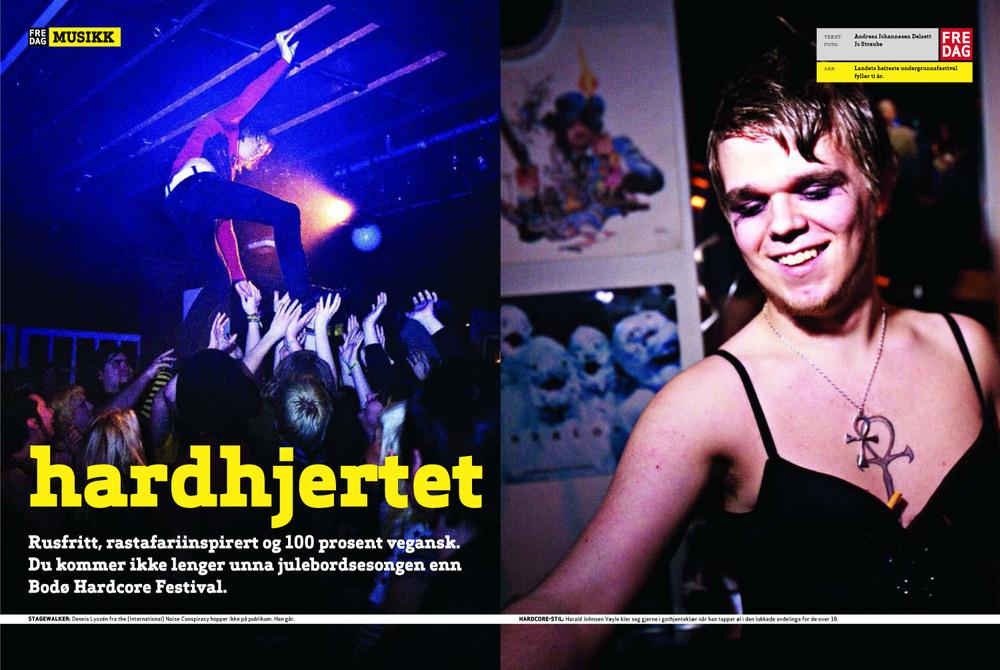 Dagbladet Fredag 14.12.2007