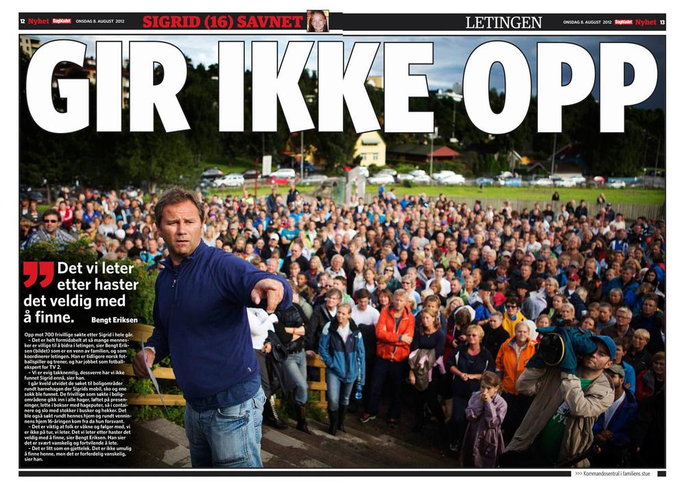 Dagbladet 8.8.2012