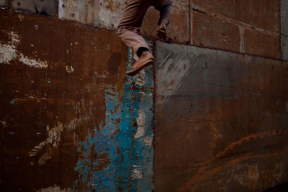 Sadar Ghat  [Ships recycled]