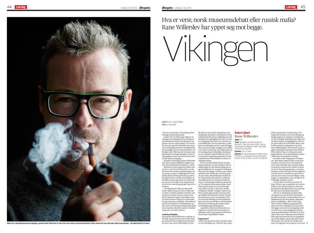 Aftenposten Lørdag 12.5.2012