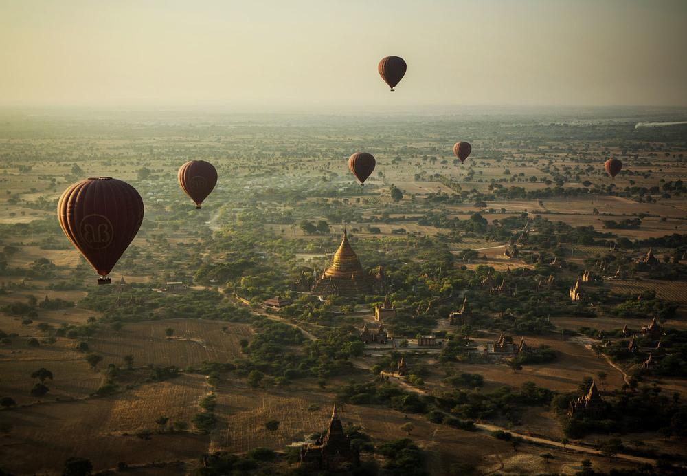 Bagan, Myanmar  [singles]
