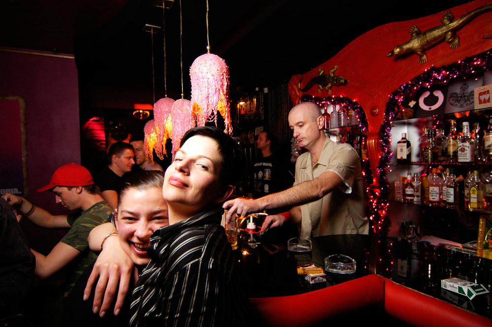 Faktoria queer club, Sopot, Poland.