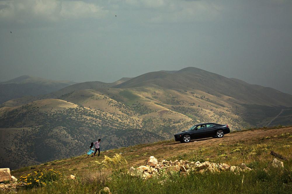 Sulaymaniyah, Iraq  [Kurdish oilboom]