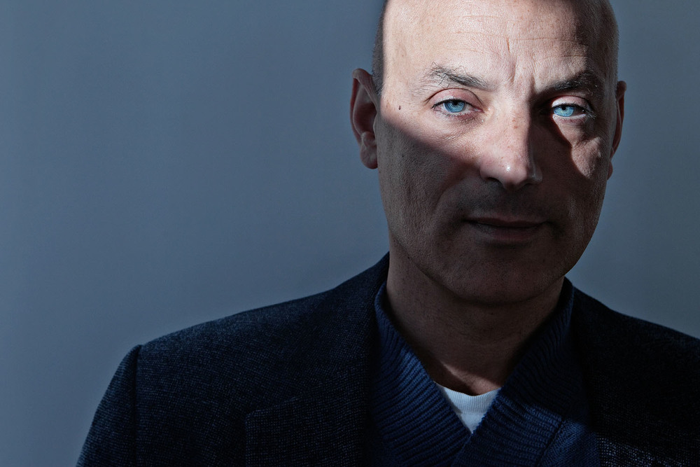 Daniel Mendelsohn  [portraits]