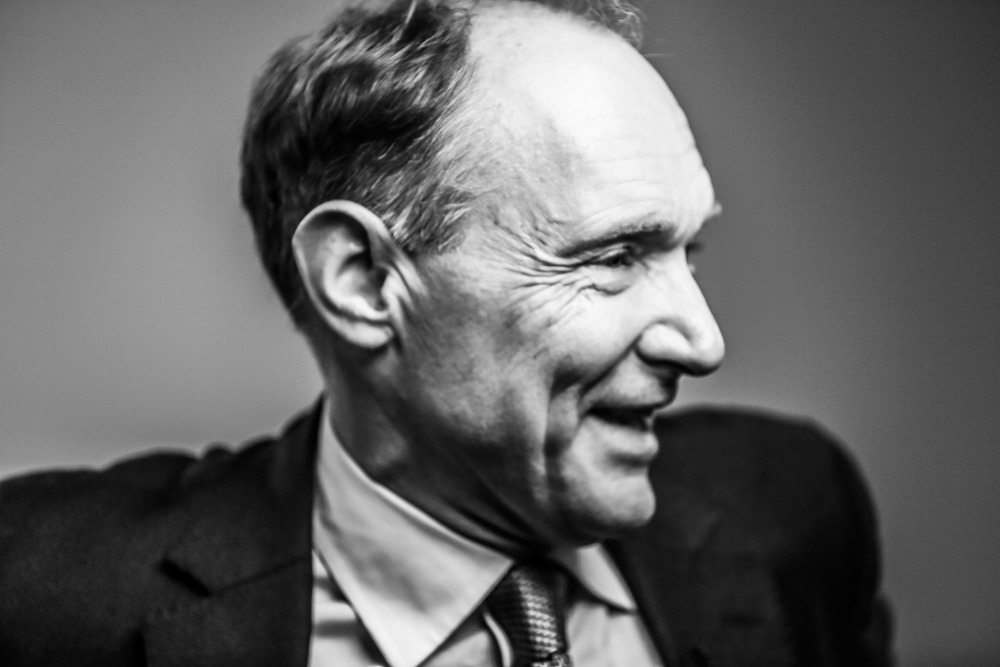 Tim Berners-Lee 2, Inventor of the World Wide Web, 2013