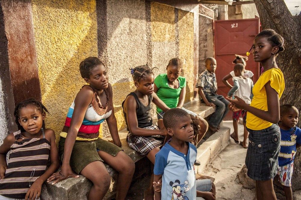 Children of Cité du Soleil, 2013