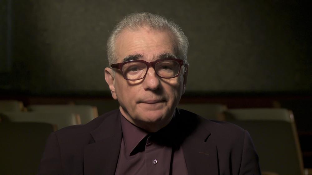 Martin Scorcese, 2012