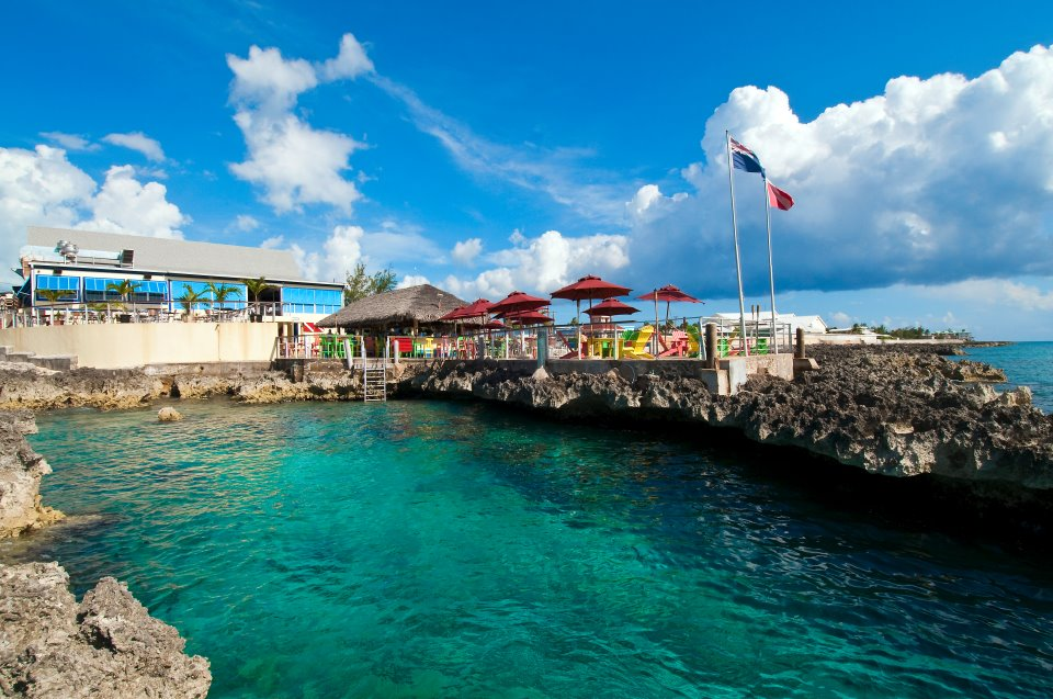 Where We Teach (Our Office In The Ocean). Turtle Reef IsHome To Cracked Conch Restaurant and Maca Buka Tiki Bar & Grill. Both Are Great For Lunch Or Dinner Between Dives! Click The Above Photo To Be Directly Connected ToThe Web Site.