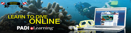Click the above link to register for PADI E-Learning Today