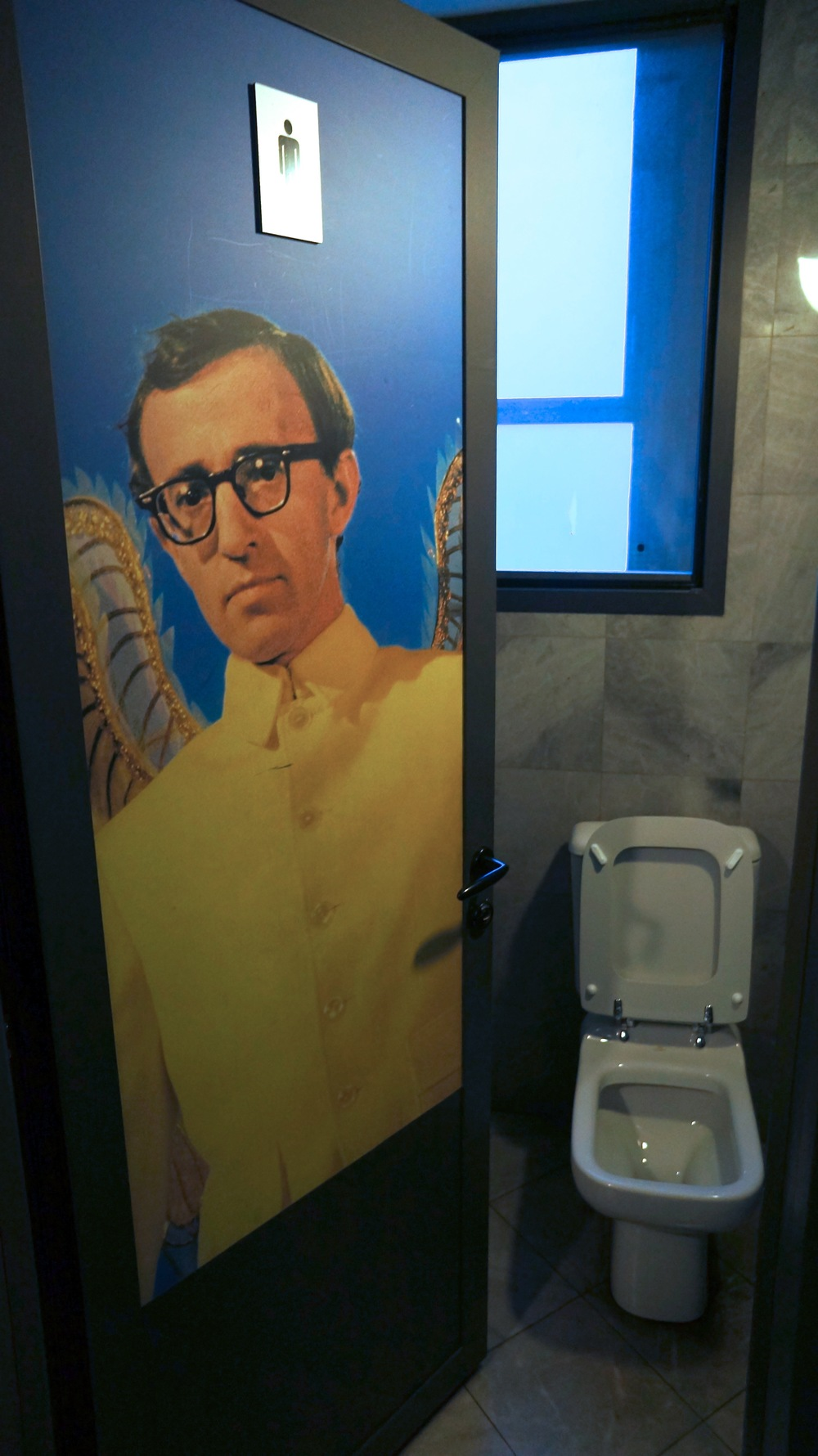 woodyallen bathroom door.jpg