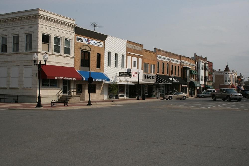 South Iowa Avenue