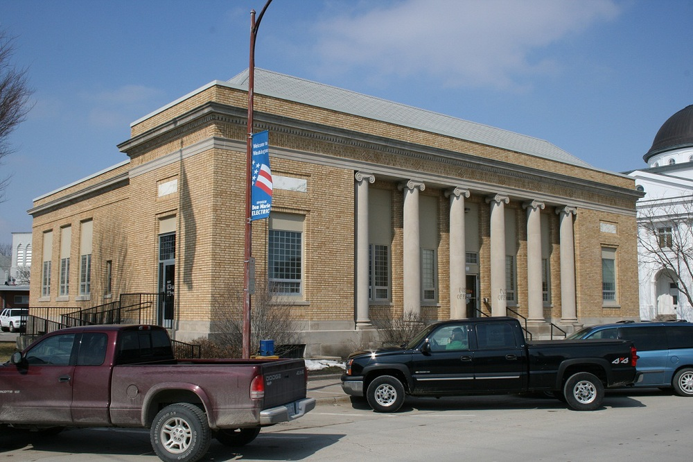 US Post Office- Washington