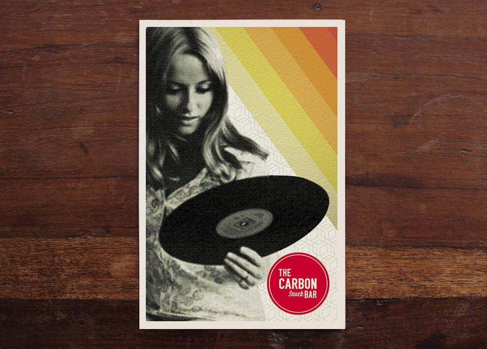Post card woman vinyl.jpg