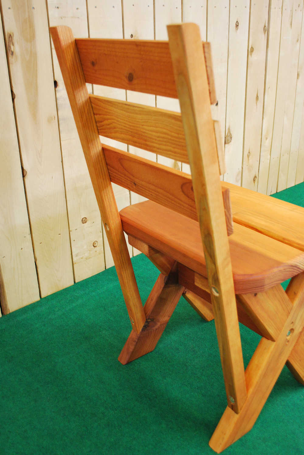 redwood bistro chair