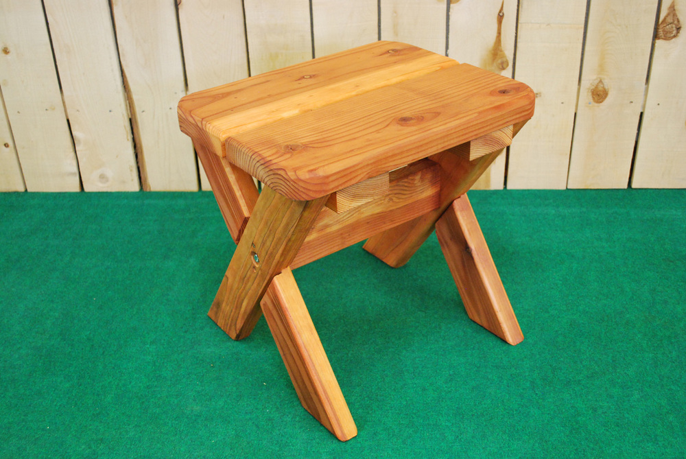 redwood bistro stool