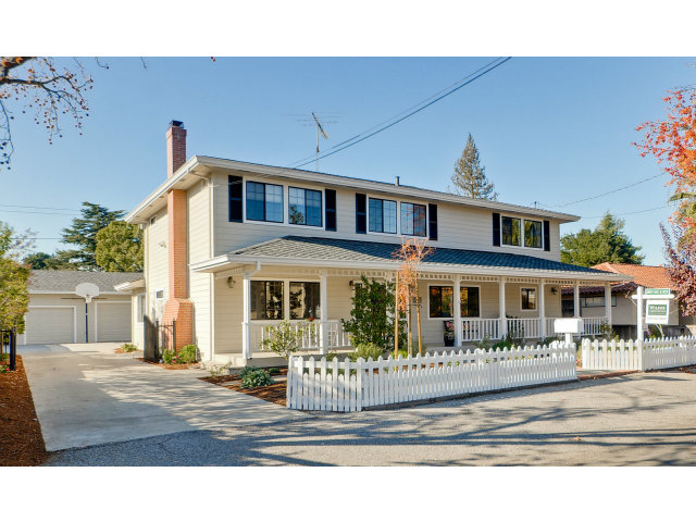1322 Brookdale Ave, Mountain View, CA, listed by Judy C. Lee, Wilbur Properties