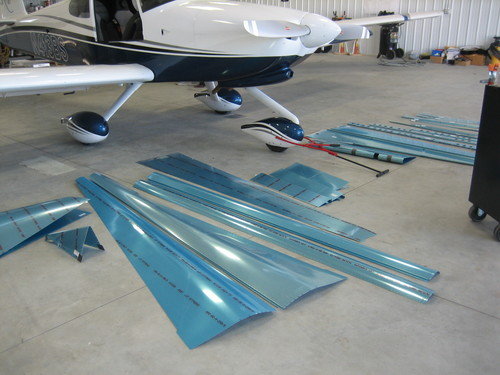 RV12 Empennage Delivery (5).JPG