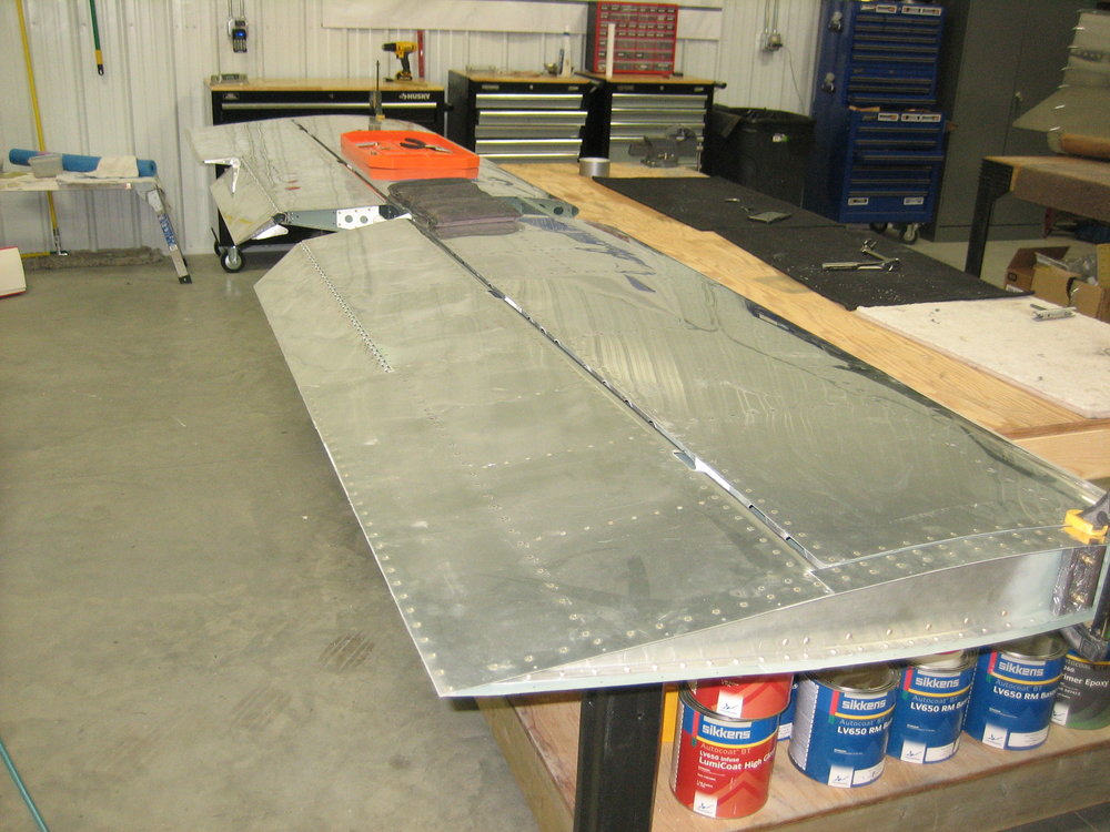 RV10 Horizontal Stabilizer.JPG