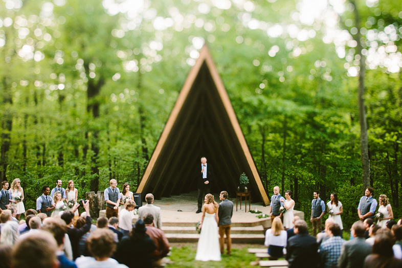 Camp Mack Wedding