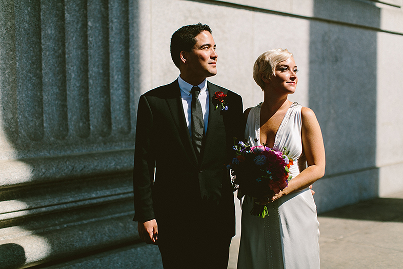 iCi Brooklyn Restaurant Wedding