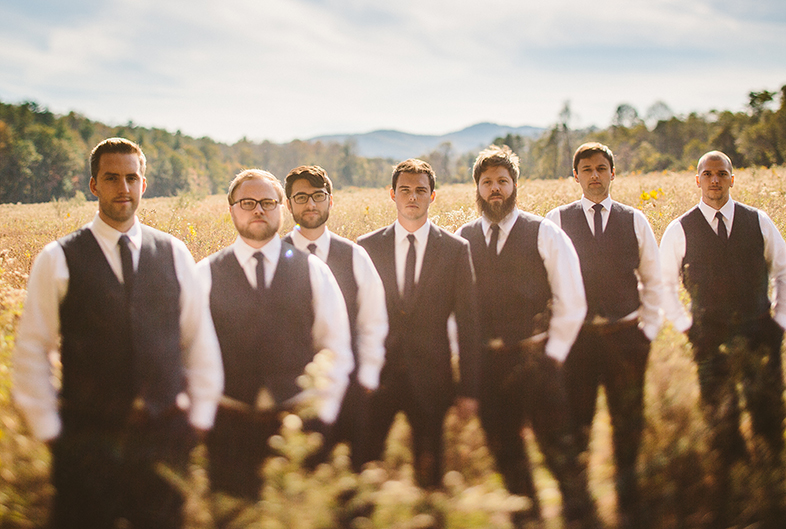 DIY North Carolina Mountainside Wedding