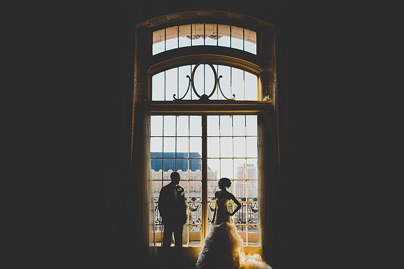 XIX  Nineteen Philadelphia Wedding