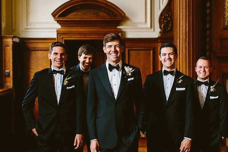 The College Of Physicians Philadelphia Wedding