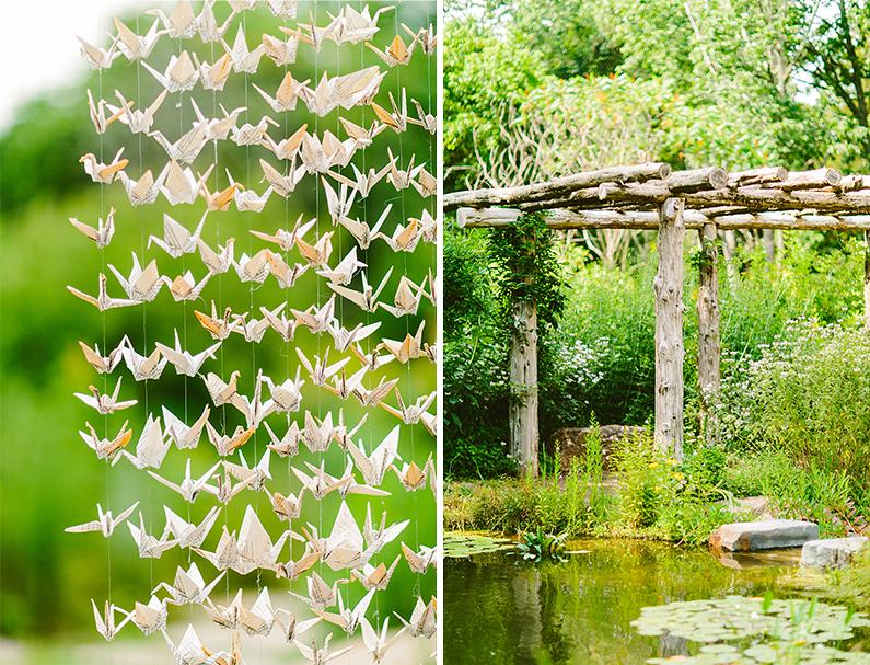 Bowman's Hill Wildflower Preserve New Hope Wedding